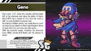 Geno revealed