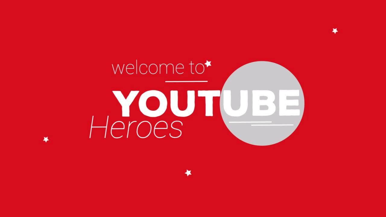 Main Theme - YouTube Heroes