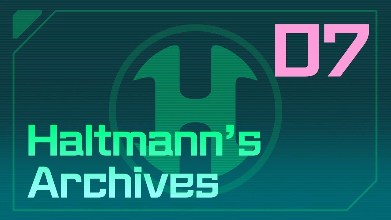 Christmas Spirit (FILE-07) - Haltmann's Archives