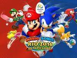 Slider (Super Mario 64) - Mario & Sonic at the Rio 2016 Olympic Games