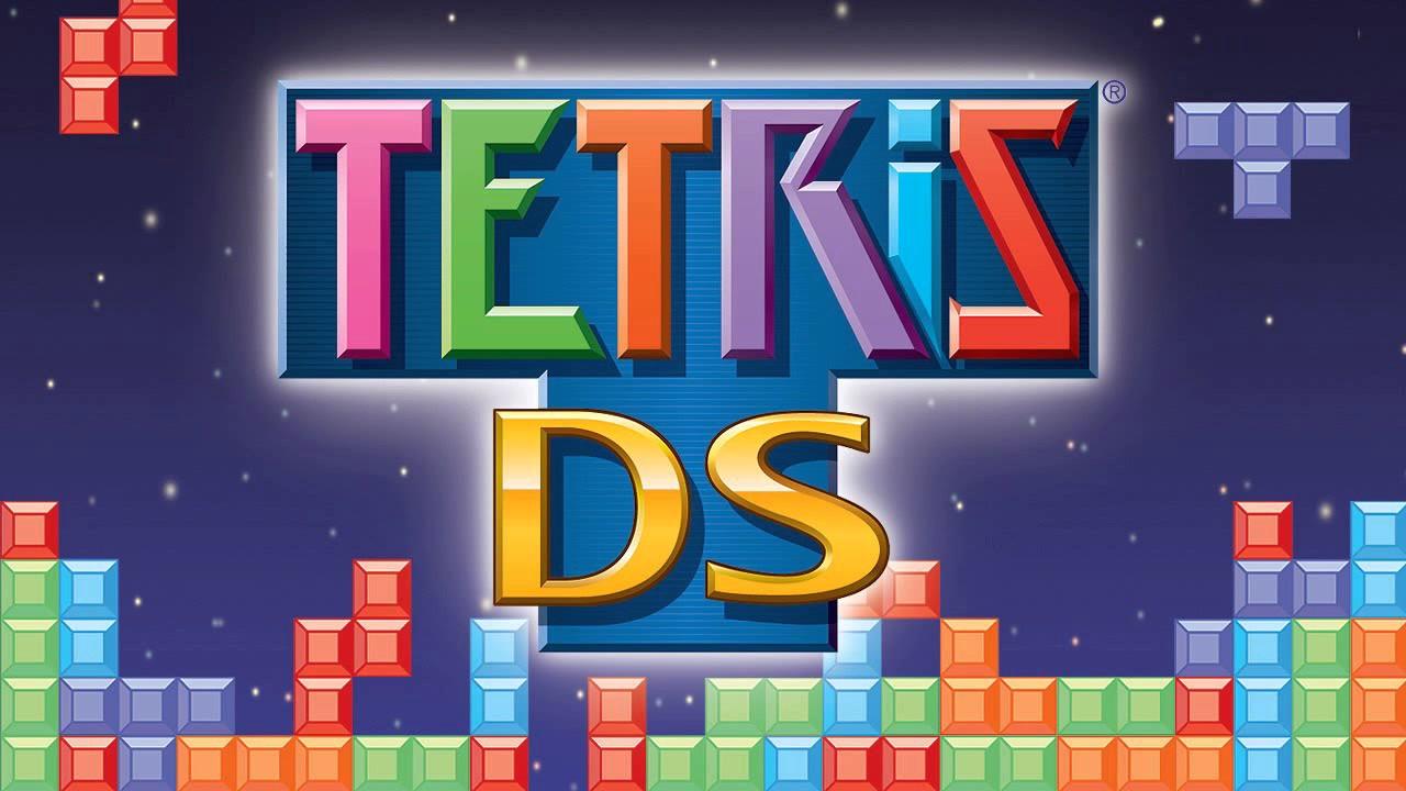 Ancient Tetris (Beta Mix) - Tetris DS