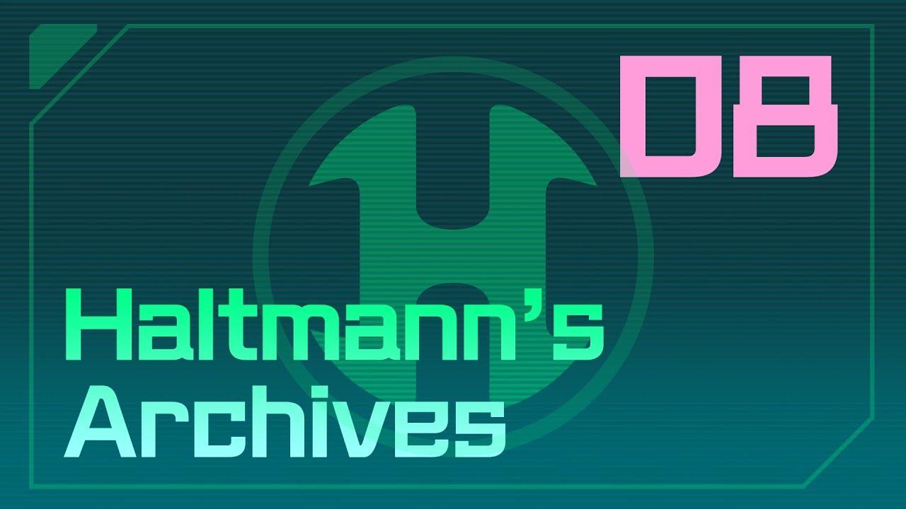 Sample (FILE-08) - Haltmann's Archives