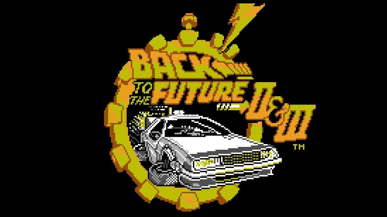 1985 - Back to the Future Part II & III (NES)