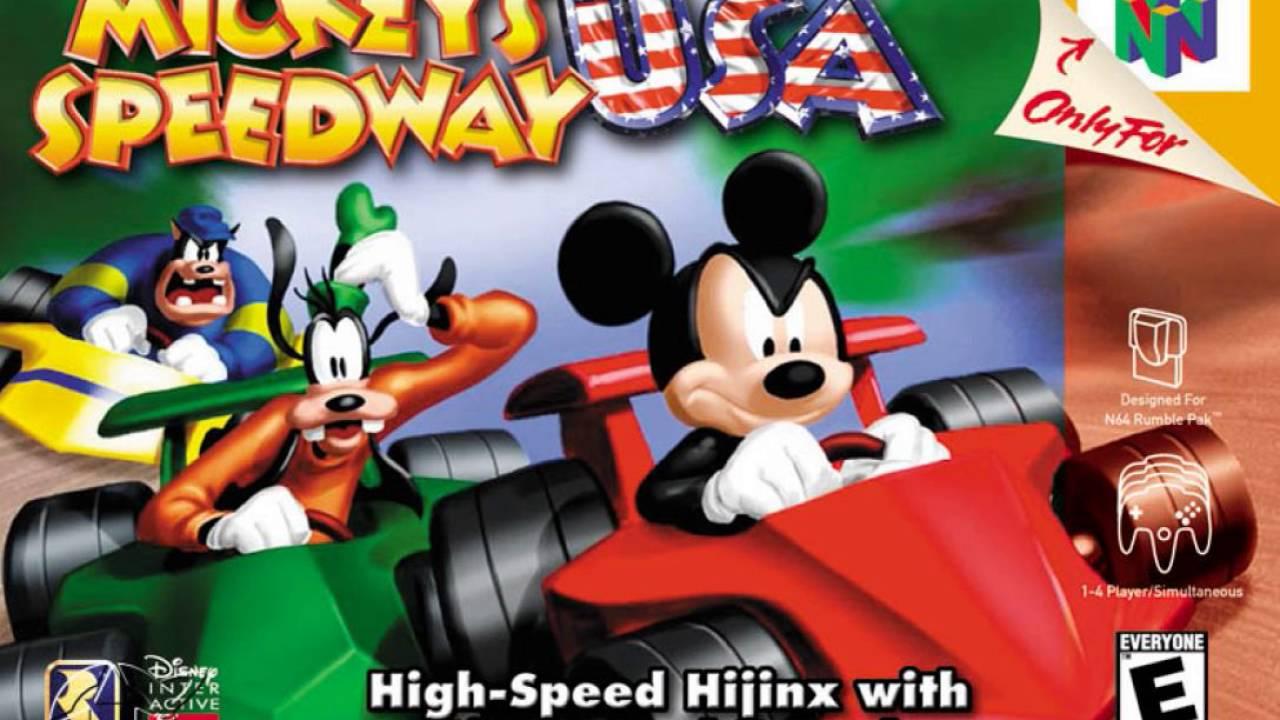 Alaska - Mickey's Speedway USA