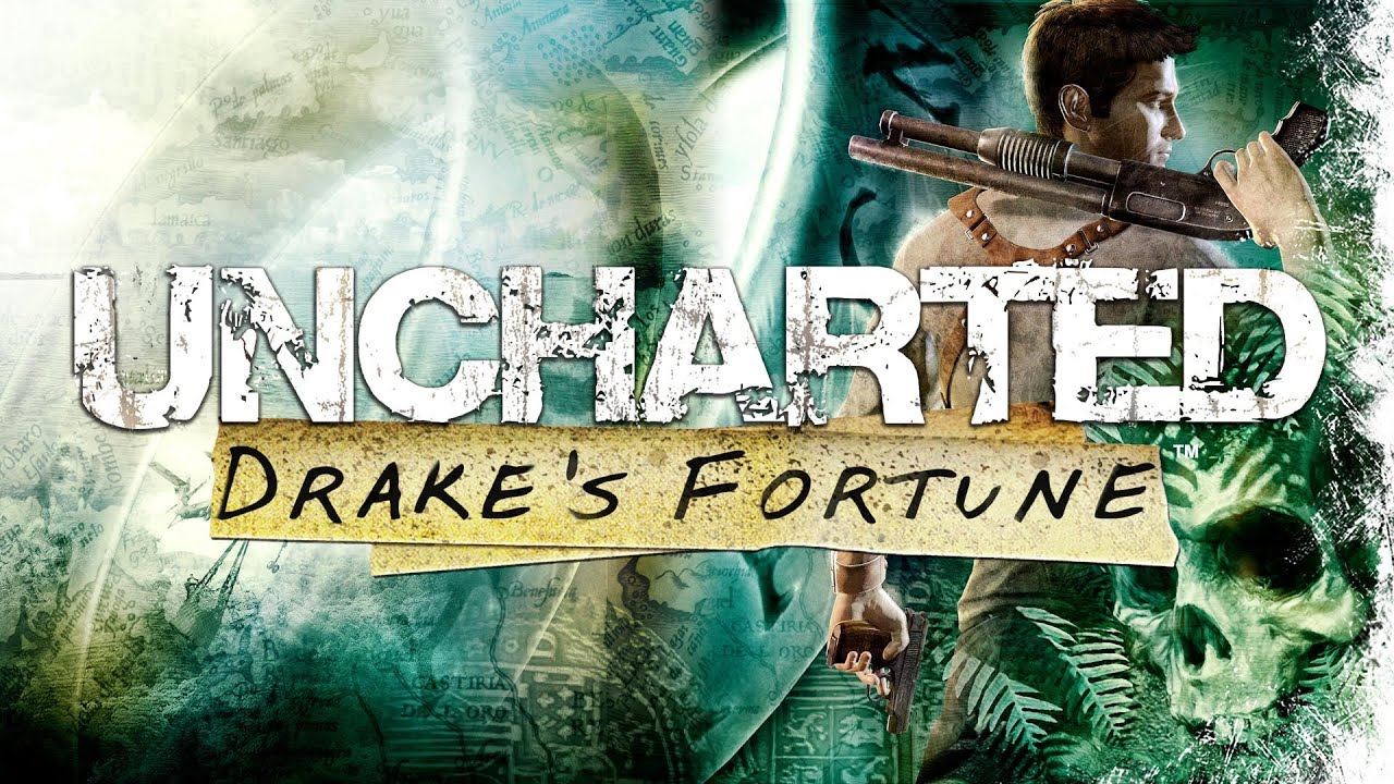 Drake's Elegy - Uncharted: Drake's Fortune