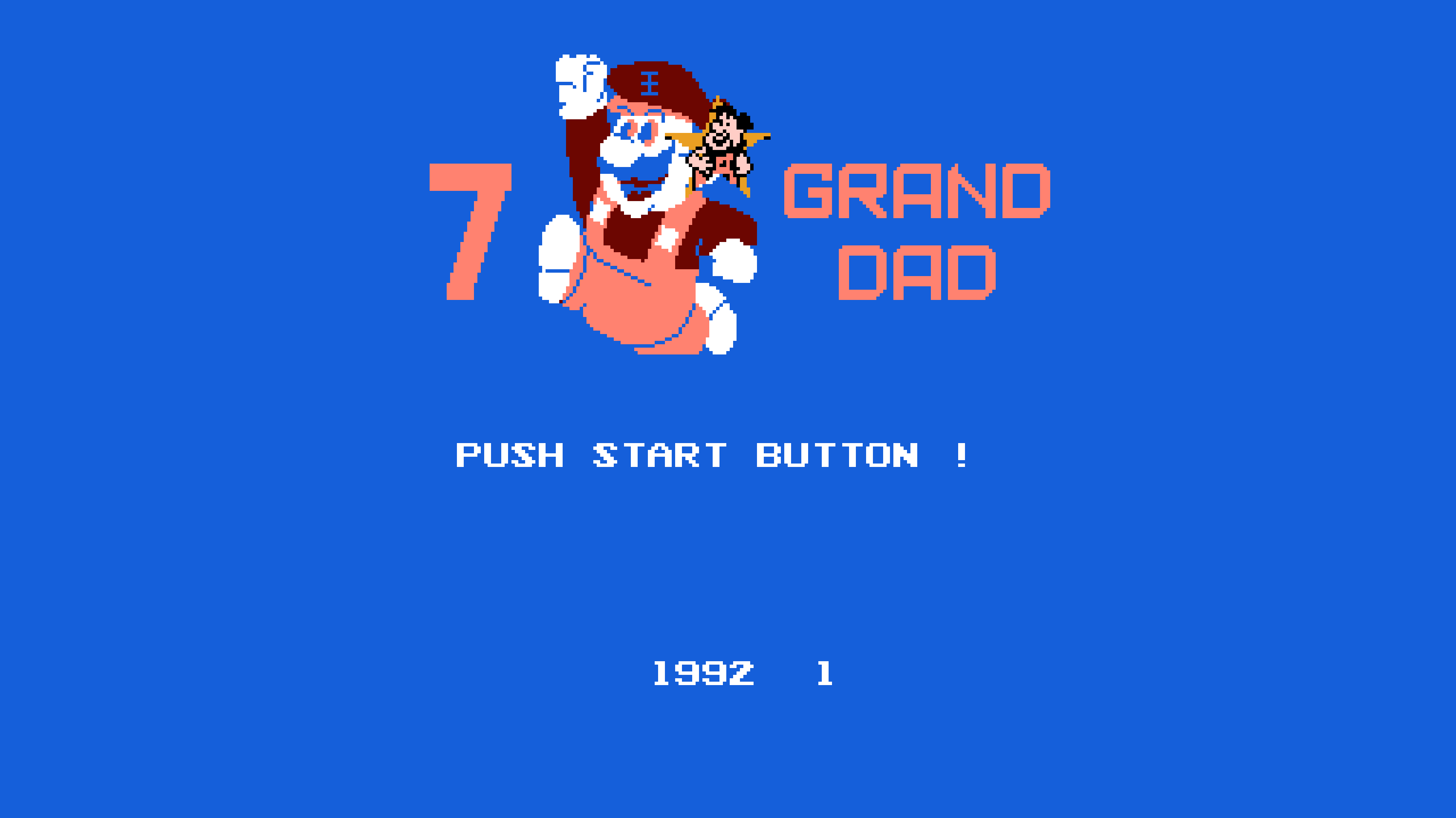 Title Theme - 7 GRAND DAD