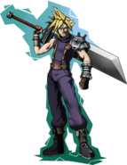 Cloud Strife (Dead Line)