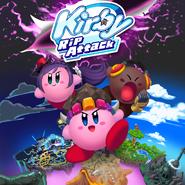 GilvaSunner - Kirby Rip Attack - rip attack cover USA