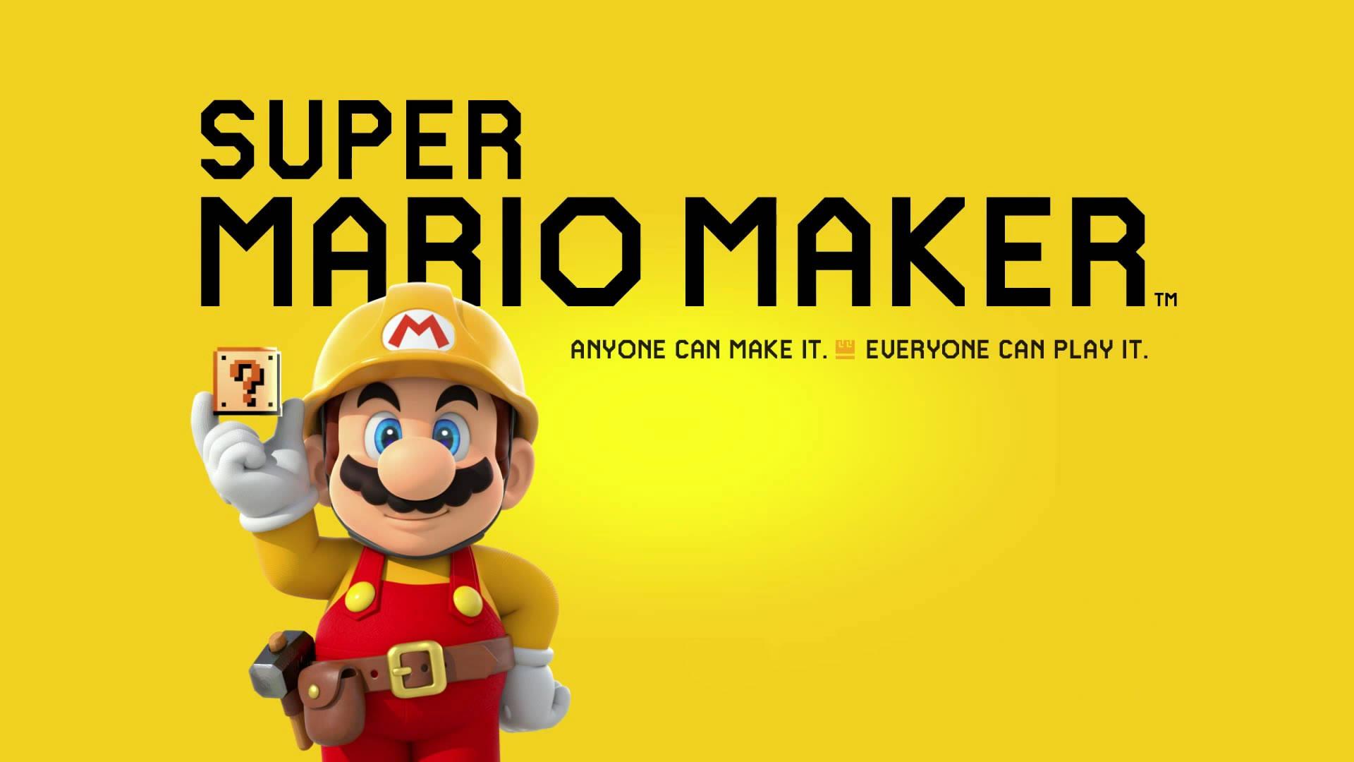 10 Mario Challenge - Super Mario Maker