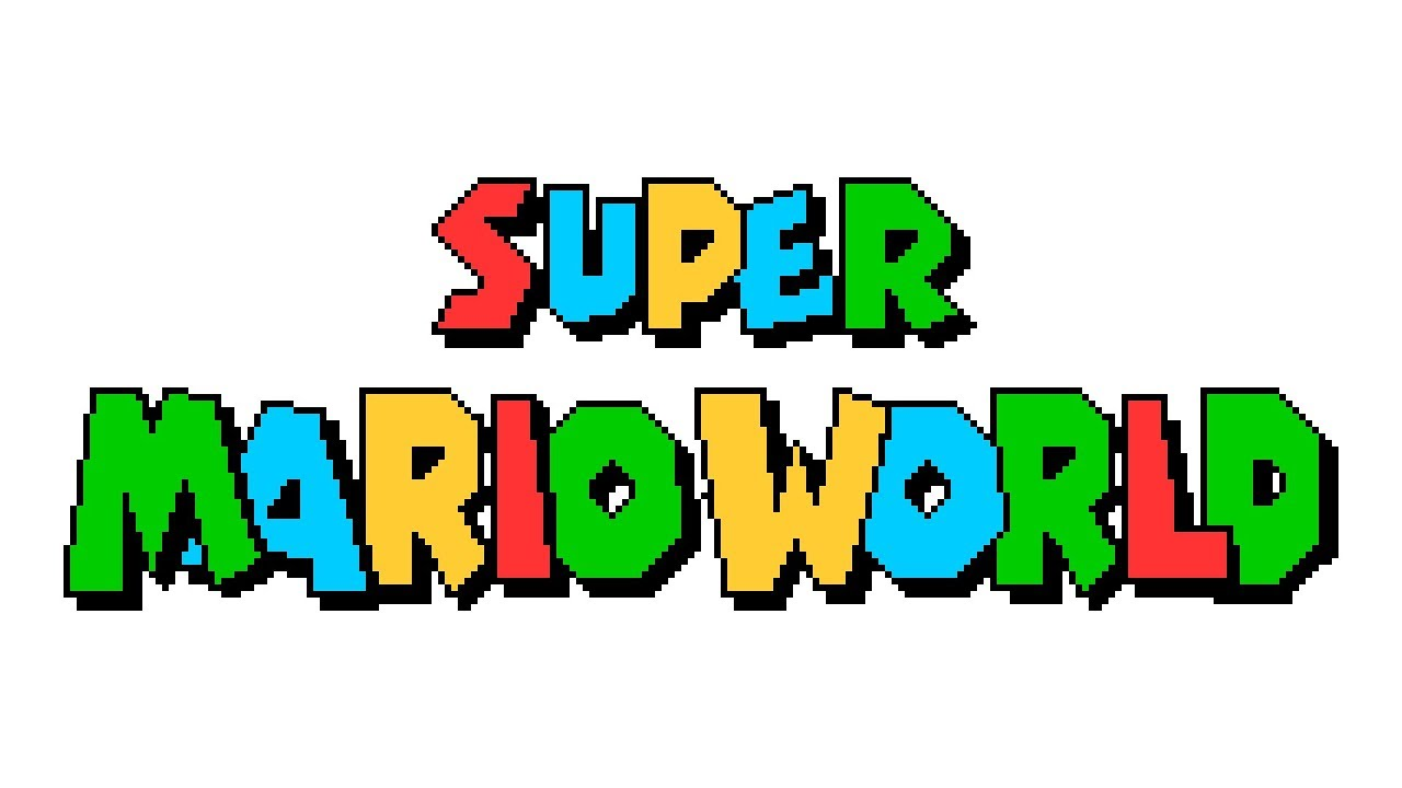Title Theme (Alpha Mix) - Super Mario World