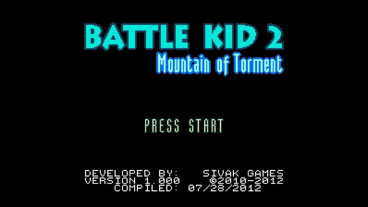 Fanfare 1 - Battle Kid 2: Mountain of Torment