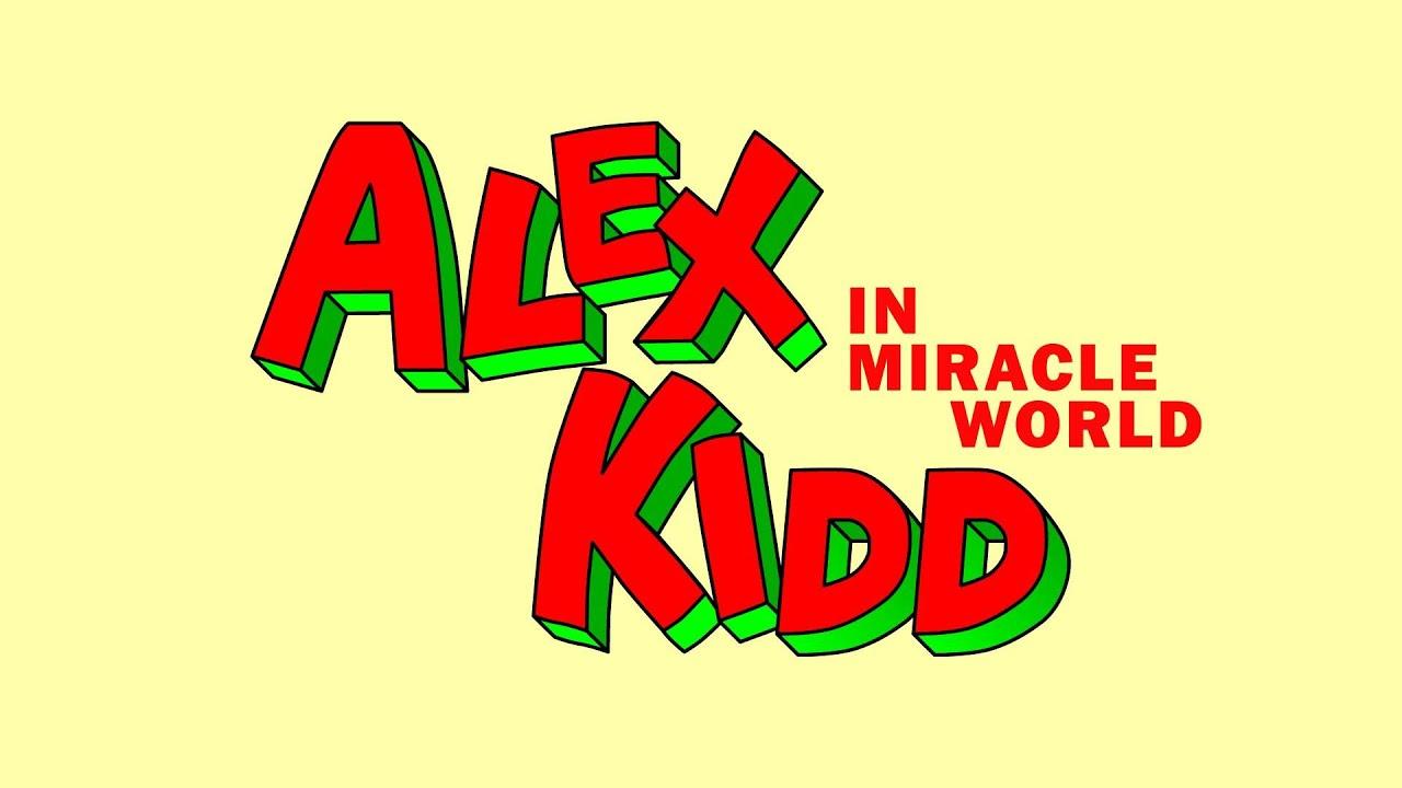 Janken - Alex Kidd in Miracle World