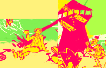 SiIvaFes banner art (right)