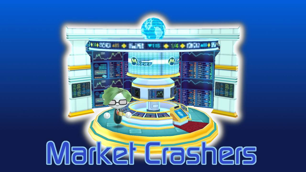 Big Ambitions - Market Crashers / StreetPass Trader