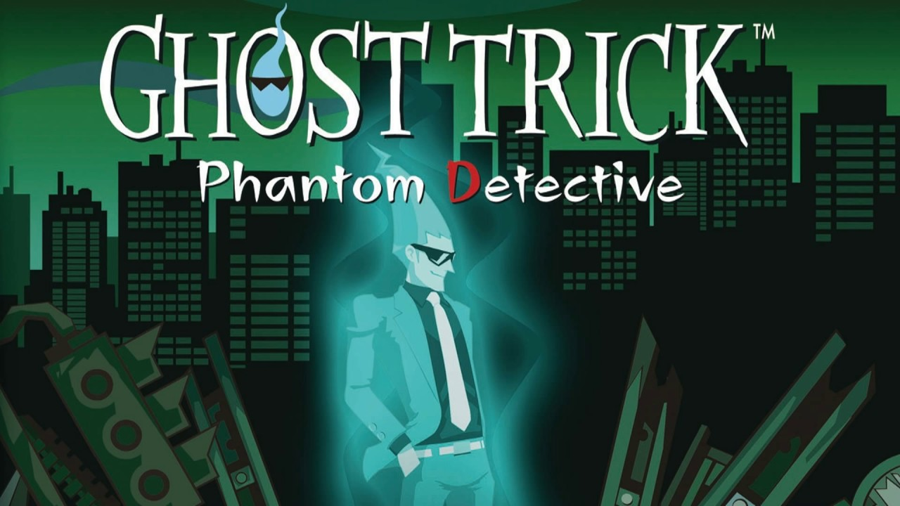 Cabanela ~ A Lanky Man in Lovely White (Beta Version) - Ghost Trick: Phantom Detective
