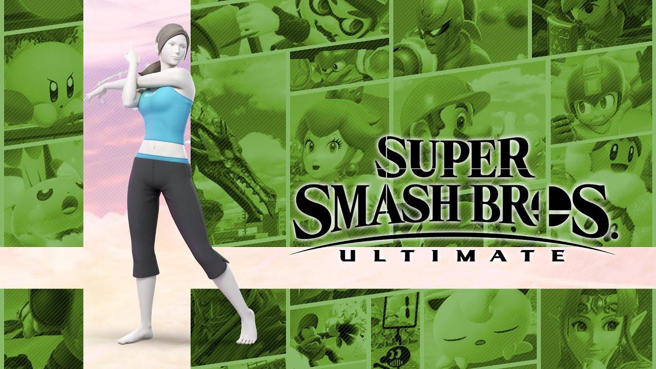 Core Luge - Super Smash Bros. UItimate