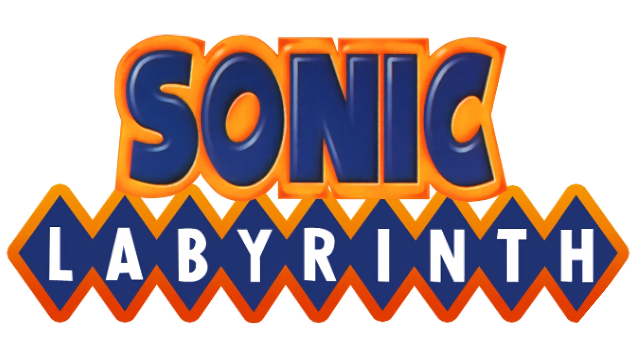 Bonus Stage - Sonic Labyrinth
