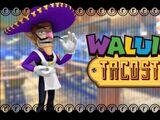 Opening Scene - Waluigi's Tacostand