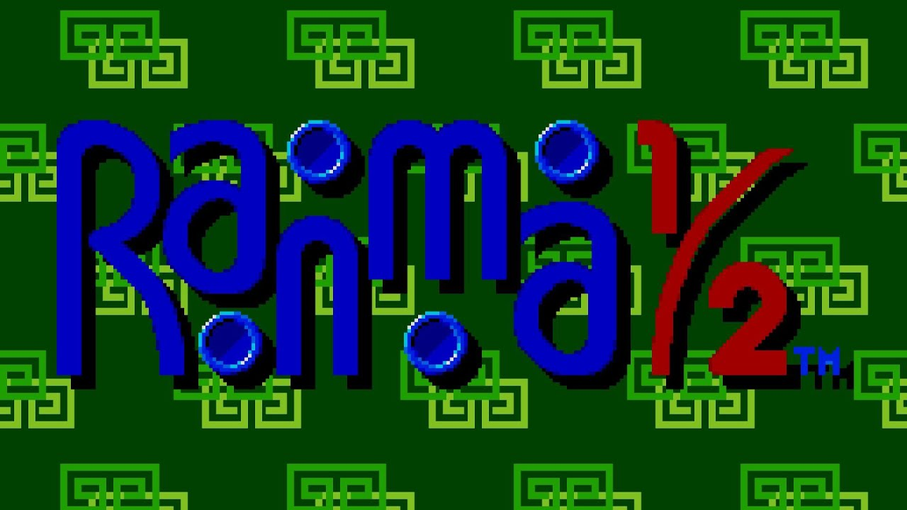 Shampoo's Traintop - Ranma ½: Hard Battle