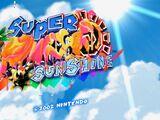 Secret Course: Sky & Sea - Super M̸̌̊a̴͛̿█̸͌̑i̵̛͊█̷̾̓ Sunshine