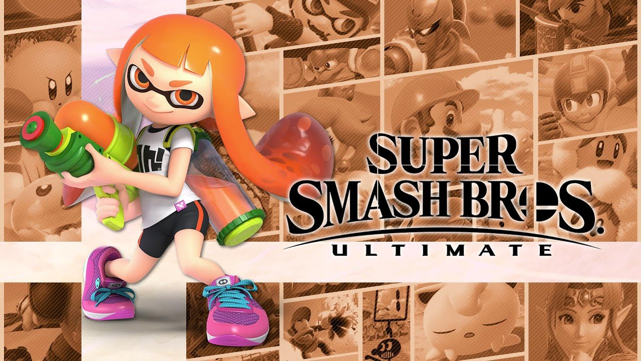 Bomb Rush Blush (Alpha Mix) - Super Smash Bros. UItimate
