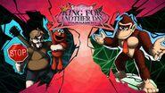 Jack & Elmo and DK mashup