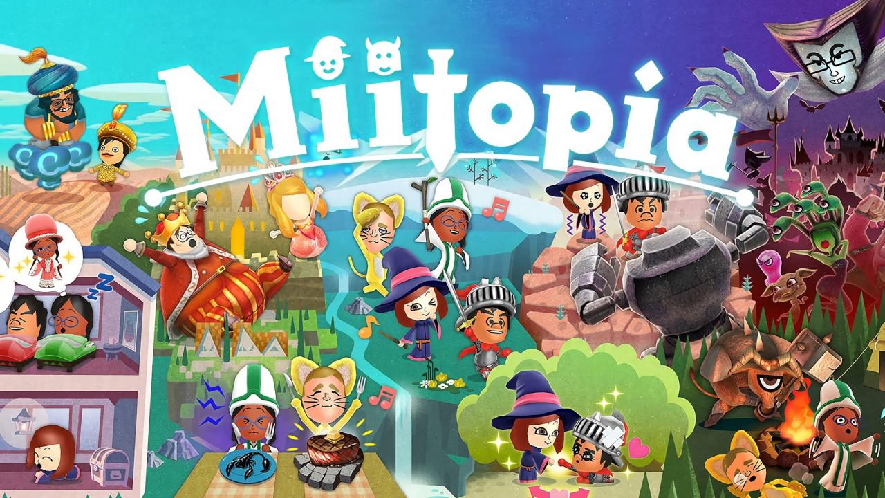 Battle (World 6) - Miitopia