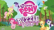 My Little Pony- Puzzle Party