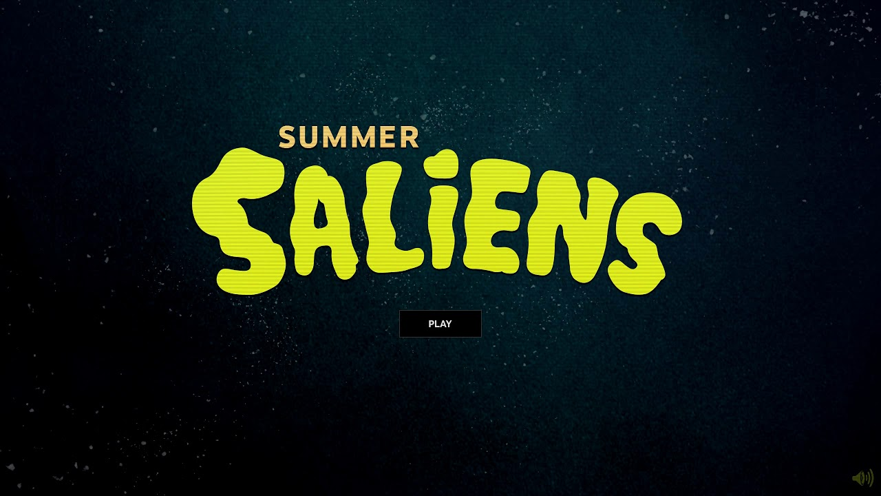 Saliens Planet Rock - Steam Summer Saliens