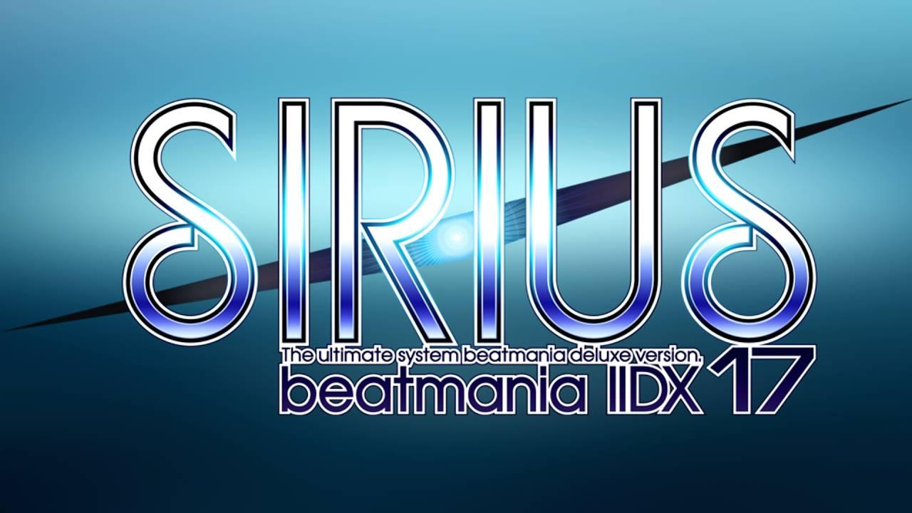 Bass 2 bass - beatmania IIDX 17 SIRIUS