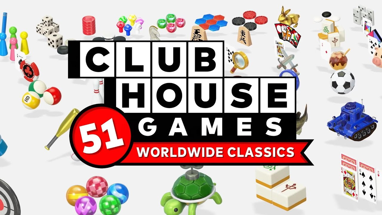 6-Ball Puzzle - Clubhouse Games: 51 Worldwide Classics