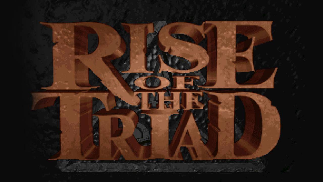 Goin' Down The Fast Way - Rise of the Triad
