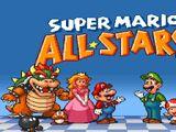 Super Mario All-Stars Music - SMB Lost Levels Invincible
