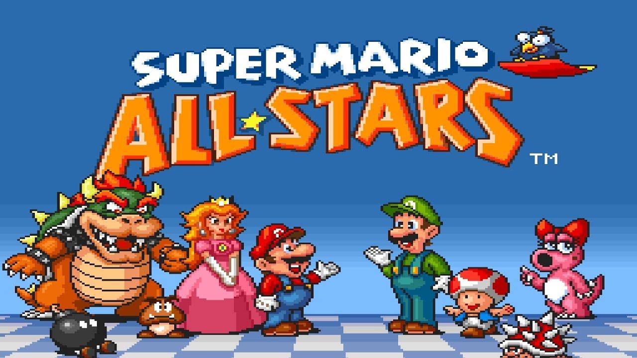 Super Mario All Stars SMB3 Enemy Battle (Beta Mix)