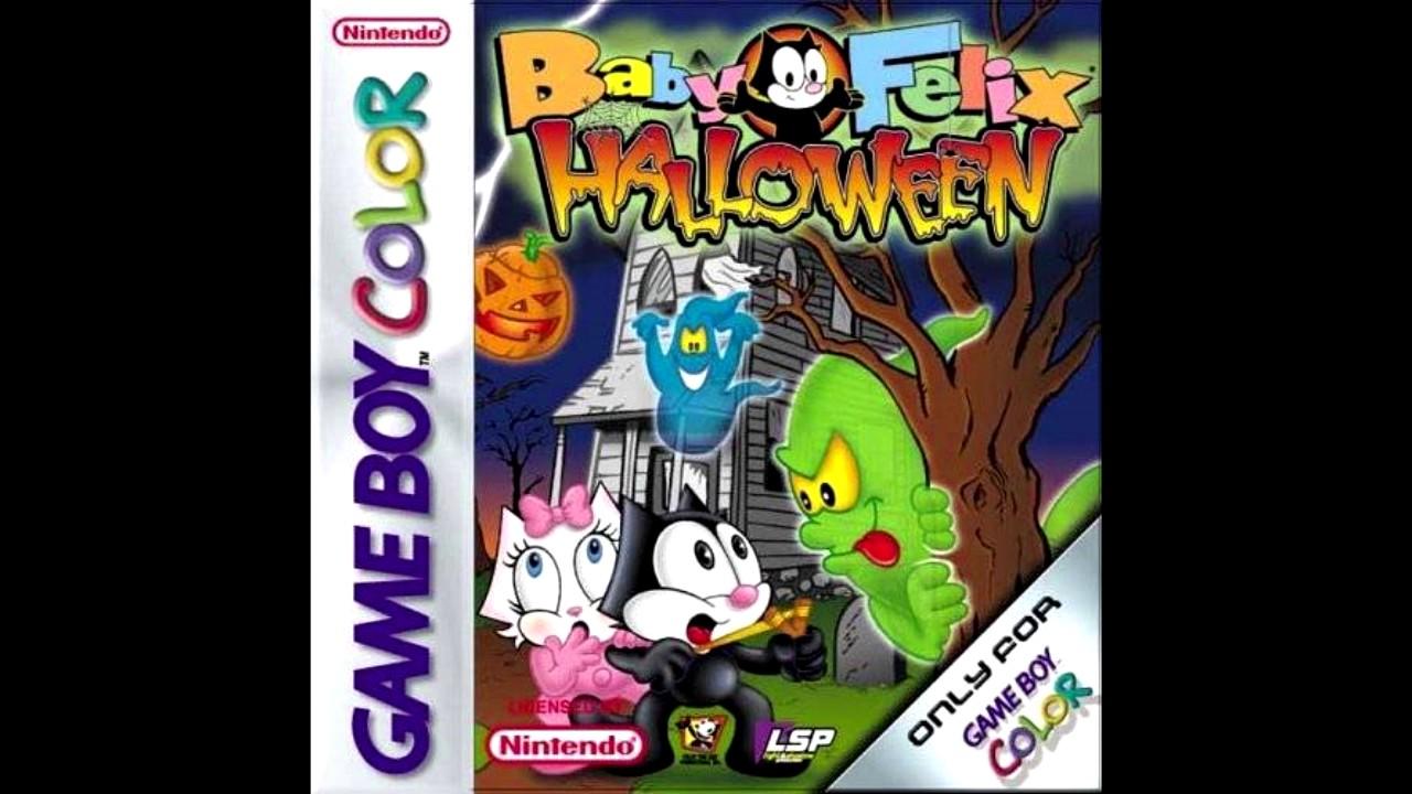 Halloween World (Alpha Mix) - Baby Felix Halloween