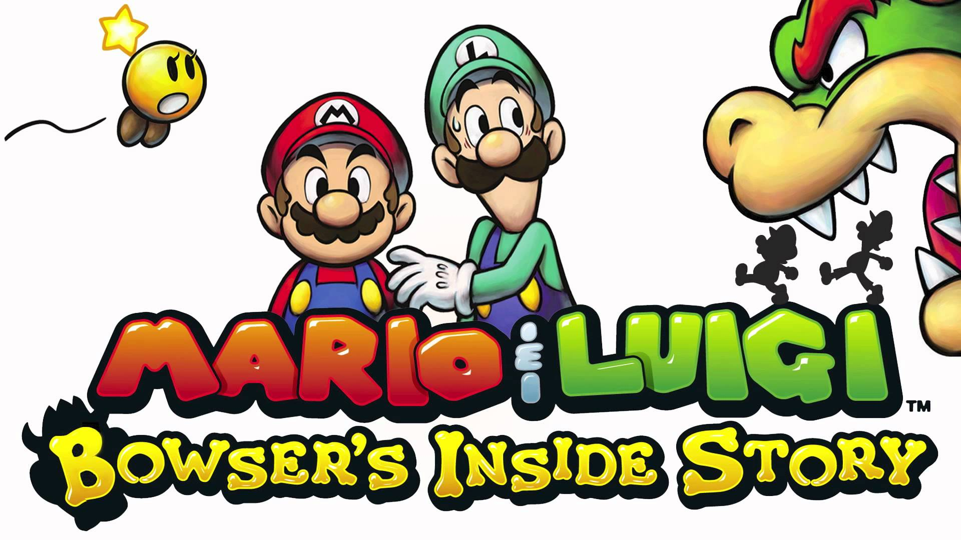 Beachside Dream - Mario & Luigi Bowser's Inside Story