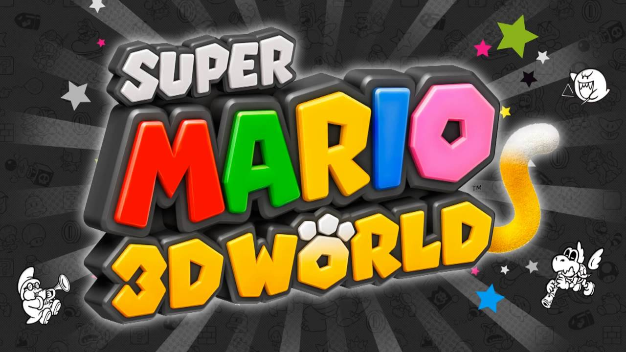 Captain Toad Goes Forth - Super Mario 3D World