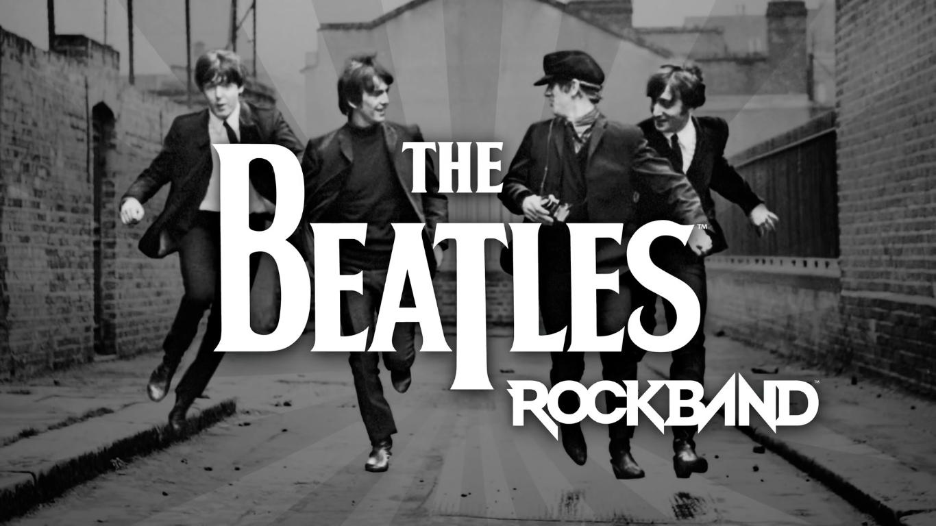Help! - The Beatles: Rock Band