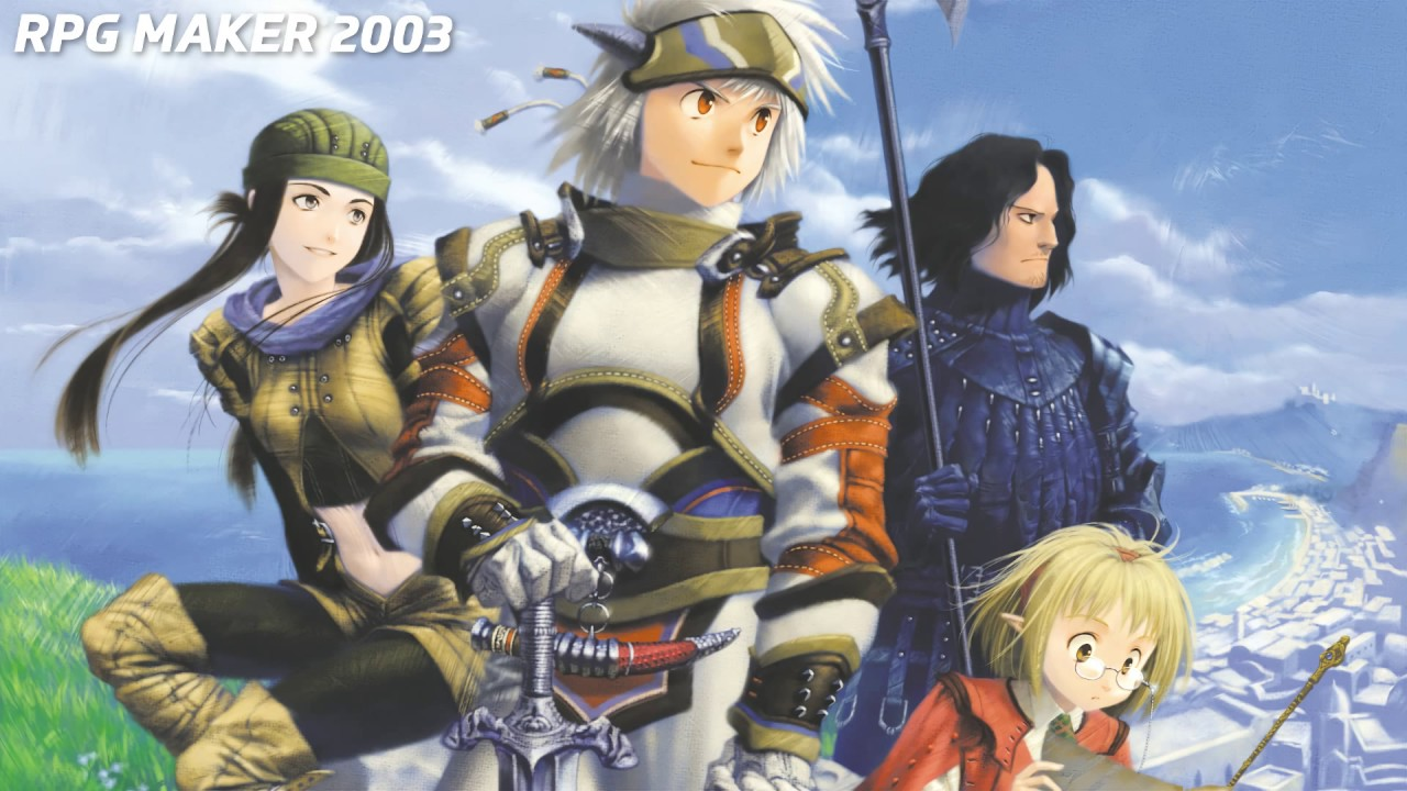Animal - RPG Maker 2003