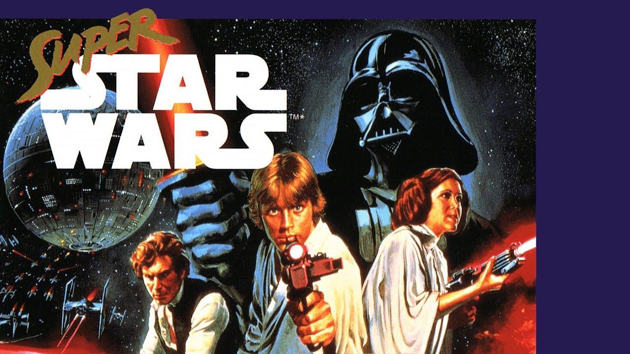 Main Title - Super Star Wars
