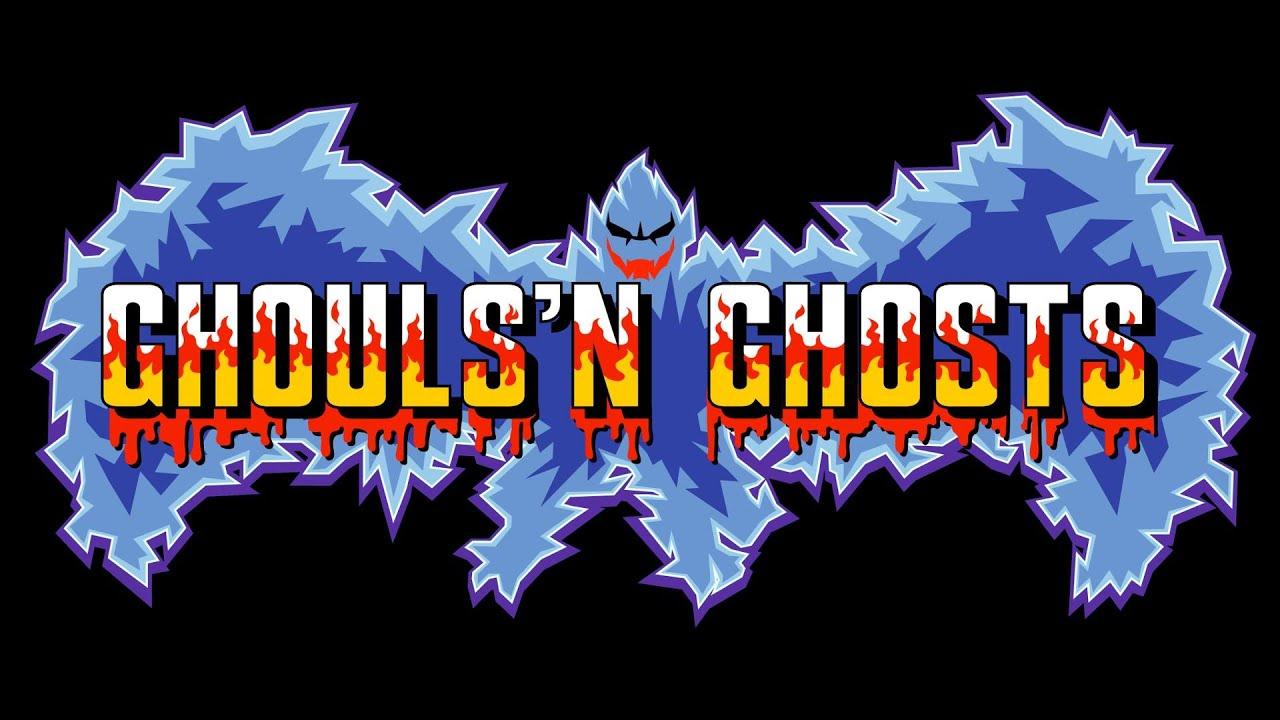 Intro (Amiga) - Ghouls'n Ghosts