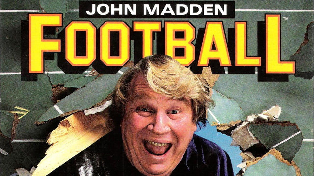 Intro - John Madden Football