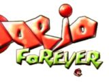 Title Screen - Mario Forever