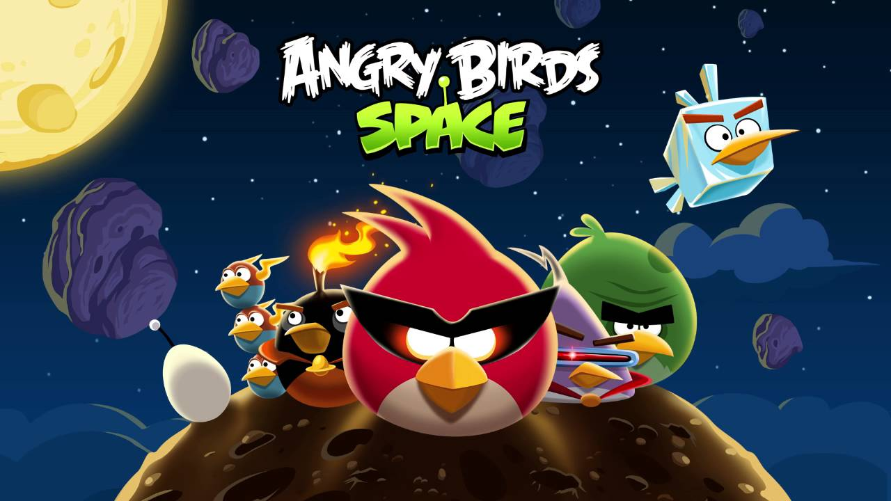Angry Birds: Space Theme Song - Angry Birds: Space