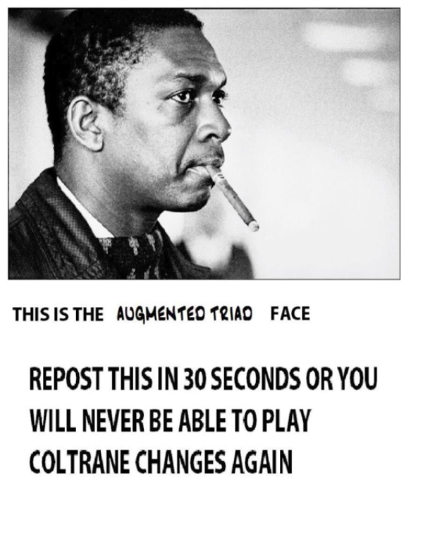 John Coltrane's Birthday