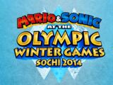 Wario's Gold Mine (Mario Kart Wii) - Mario & Sonic at the Sochi 2014 Olympic Winter Games