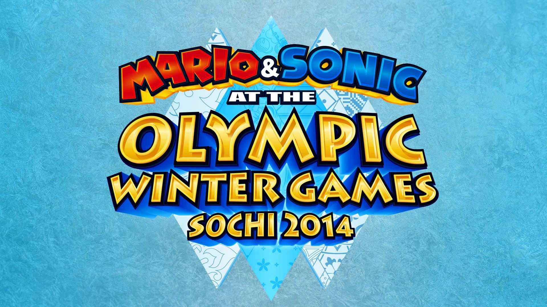 Bob-Omb Battlefield - Mario & Sonic at the Sochi 2014 Olympic Winter Games