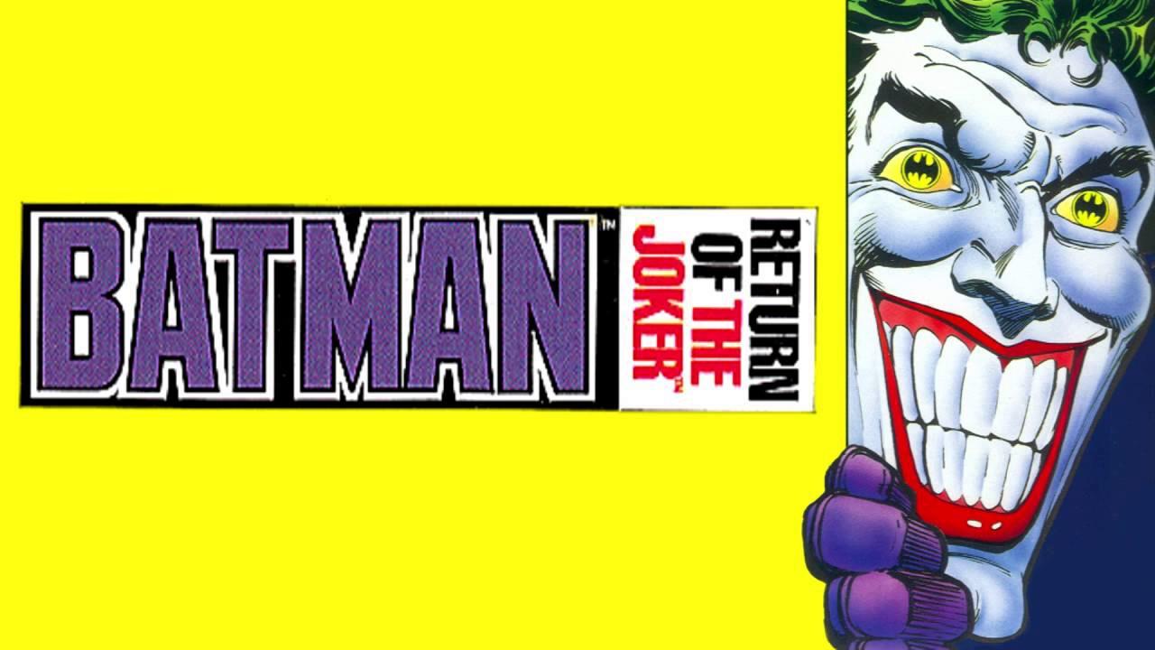 Boss Theme - Batman: Return of the Joker