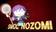 Smol Nozomi Smash