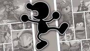 Mr. Game & Watch SSB 3DS